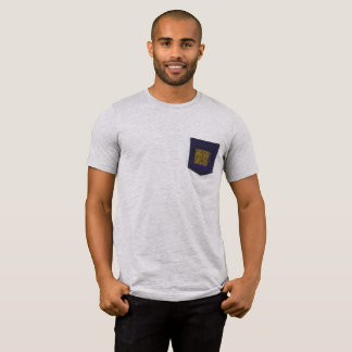 Men's Canvas Pocket T-shirt