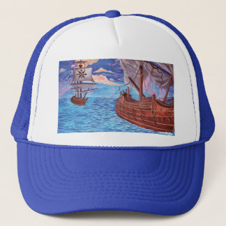 Men's cap from the Art by Sarah King collection!