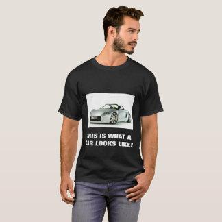 Men's Car T-shirt