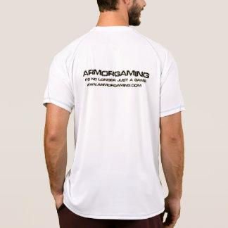 Men's Champion Double Dry Mesh  T-Shirt, White Tee Shirt