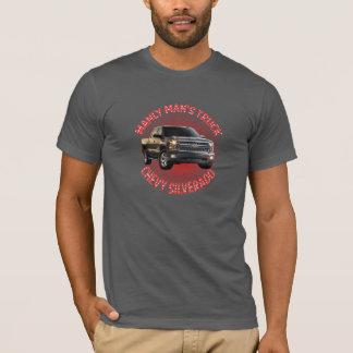 Men's Chevy Silverado Truck Shirt. T-Shirt