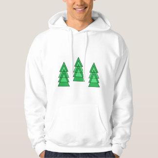 Men's #christmastree hoodie by DAL