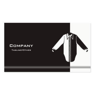 Men's Clothing 2 Pack Of Standard Business Cards