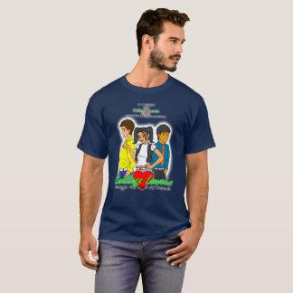 Men's College Lovers T-Shirt Navy