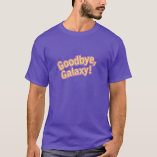 Men's Commander Keen Goodbye Galaxy Shirt