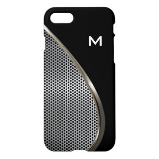 Mens Cool Business Monogram iPhone 7 Case