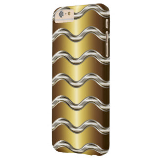 Men's Cool Luxury Gold Look iPhone 6 case Barely There iPhone 6 Plus Case