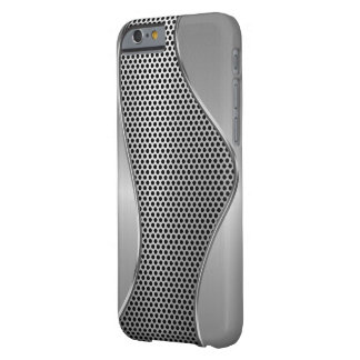 Men's Cool Metallic Look Barely There iPhone 6 Case