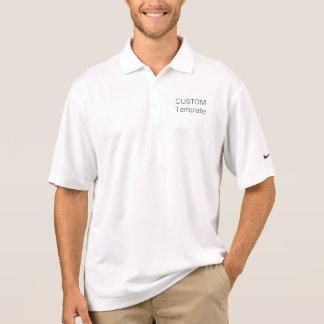 Men's Custom Nike Dri-FIT Pique Polo Shirt Blank
