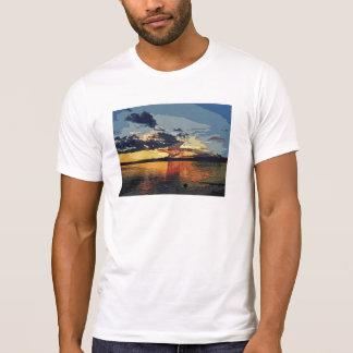 men's destroyed t-shirt 00113C01
