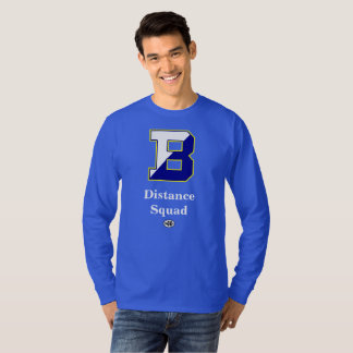 Men's Distance Squad Long Sleeve T T-Shirt