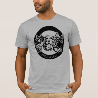 Men's Dog Wish T-Shirt