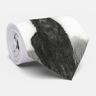 Mens Elk Stag Design Tie