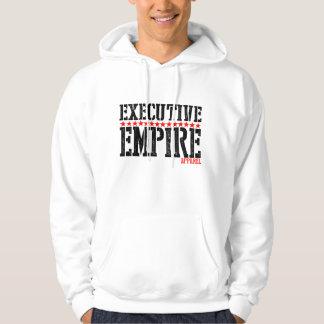 MEN'S EXECUTIVE APPAREL SWEATSHIRT (WHITE)