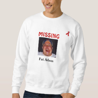 Mens Fat Adam Sweatshirt