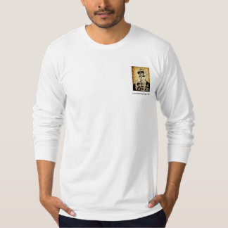 Men's Fitted Long Sleeve Tee - TequilaGringo.com