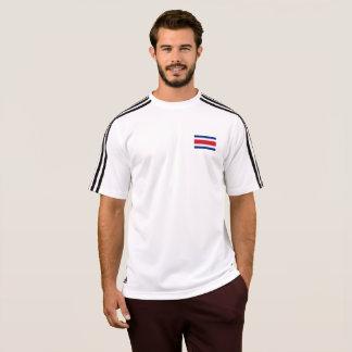 Mens Flag of Costa Rica T-Shirt