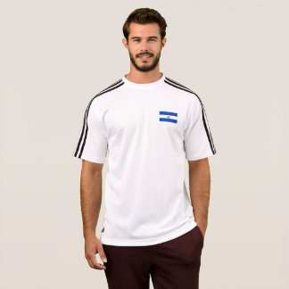 Mens Flag of El Salvador T-Shirt
