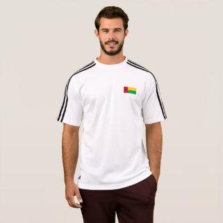 Mens Flag of Guinea-Bissau T-Shirt
