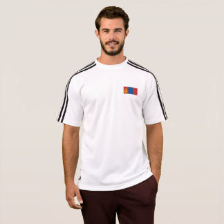 Mens Flag of Mongolia T-Shirt
