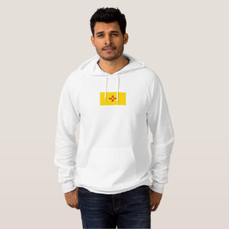 Mens Flag of New Mexico Hoodie