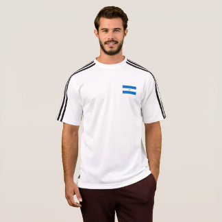 Mens Flag of Nicaragua T-Shirt