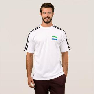 Mens Flag of Sierra Leone T-Shirt
