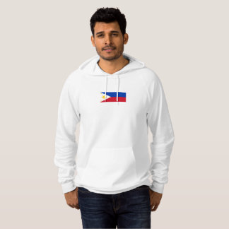 Mens Flag of the Philippines Hoodie