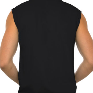 Men's  Fleece Sleeveles-veni vidi vici Hooded Sweatshirt