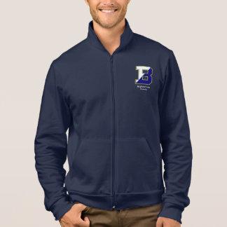 Men's Fleece Warm Up Jacket