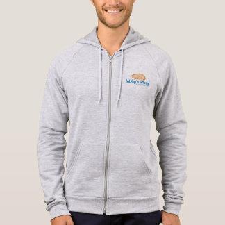 Men's Fleece Zip Hoodie