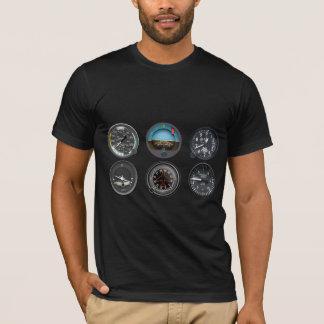 Men's Flight Instruments T-Shirt