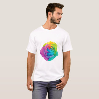 Mens Flower T-Shirt