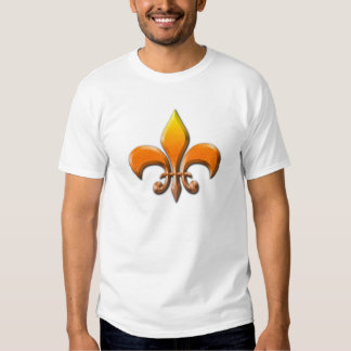 Mens Fluer De Lis shirt design