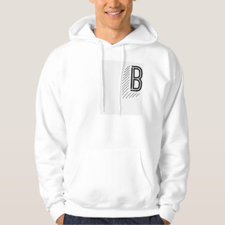 Men's Front and Back Hoodie