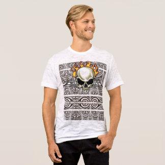 mens full tribal design T-Shirt
