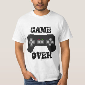 Mens Game Over T T-Shirt