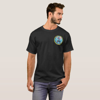 Mens GDA Patch Logo T-Shirt