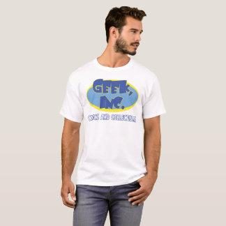 Men's Geek, Inc. Store Shirt