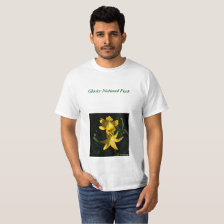 Men's Glacier Lilies T-Shirt
