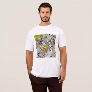 Men's Golden Skull T-Shirt