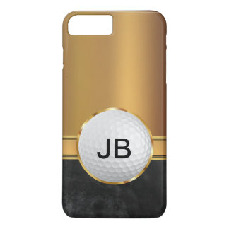 Men's Golf Business iPhone 7 Plus Case