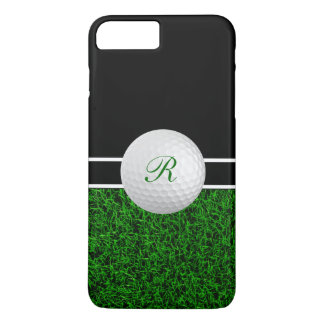 Mens Golf Monogram iPhone 8 Plus/7 Plus Case