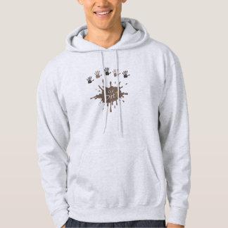 """Men's """"Got Dirt?"""" Hooded Sweatshirt"""