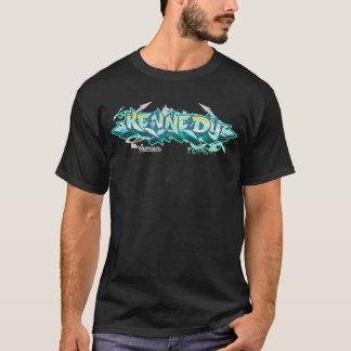 Mens Graffiti: Kennedy Streetwear T-Shirt