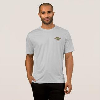 Men's Grey IPCAS 2017 Cliff Dwelling T-Shirt