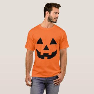 Mens Halloween Pumpkin T-Shirt Fancy Dress