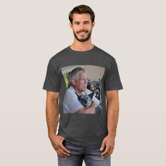 Men's Heather Gray Tee Shirt