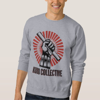 Men's Heather Grey Kubb Sweatshirt