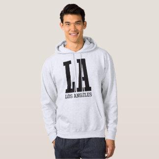 Men's Hooded Sweatshirt LA Los Angeles Athletics